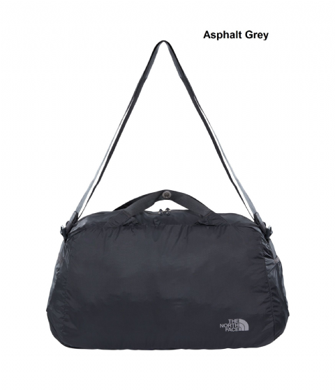 The North Face Unisex Flyweight Duffel - Lightweight Storage Bag